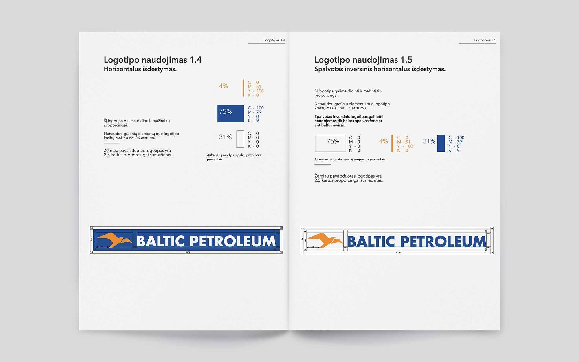 Baltic Petroleum logo horizontal