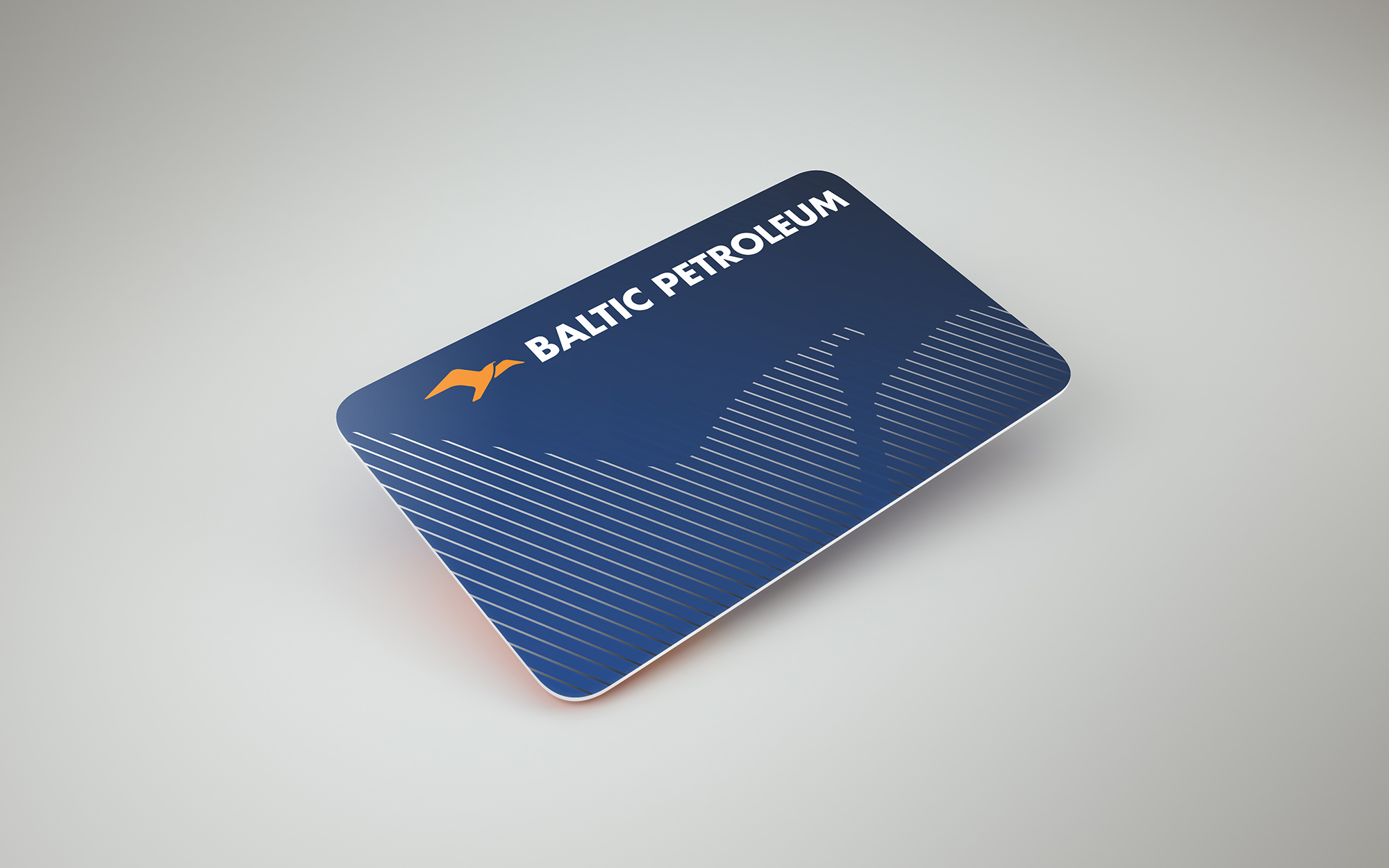 Baltic Petroleum concept card