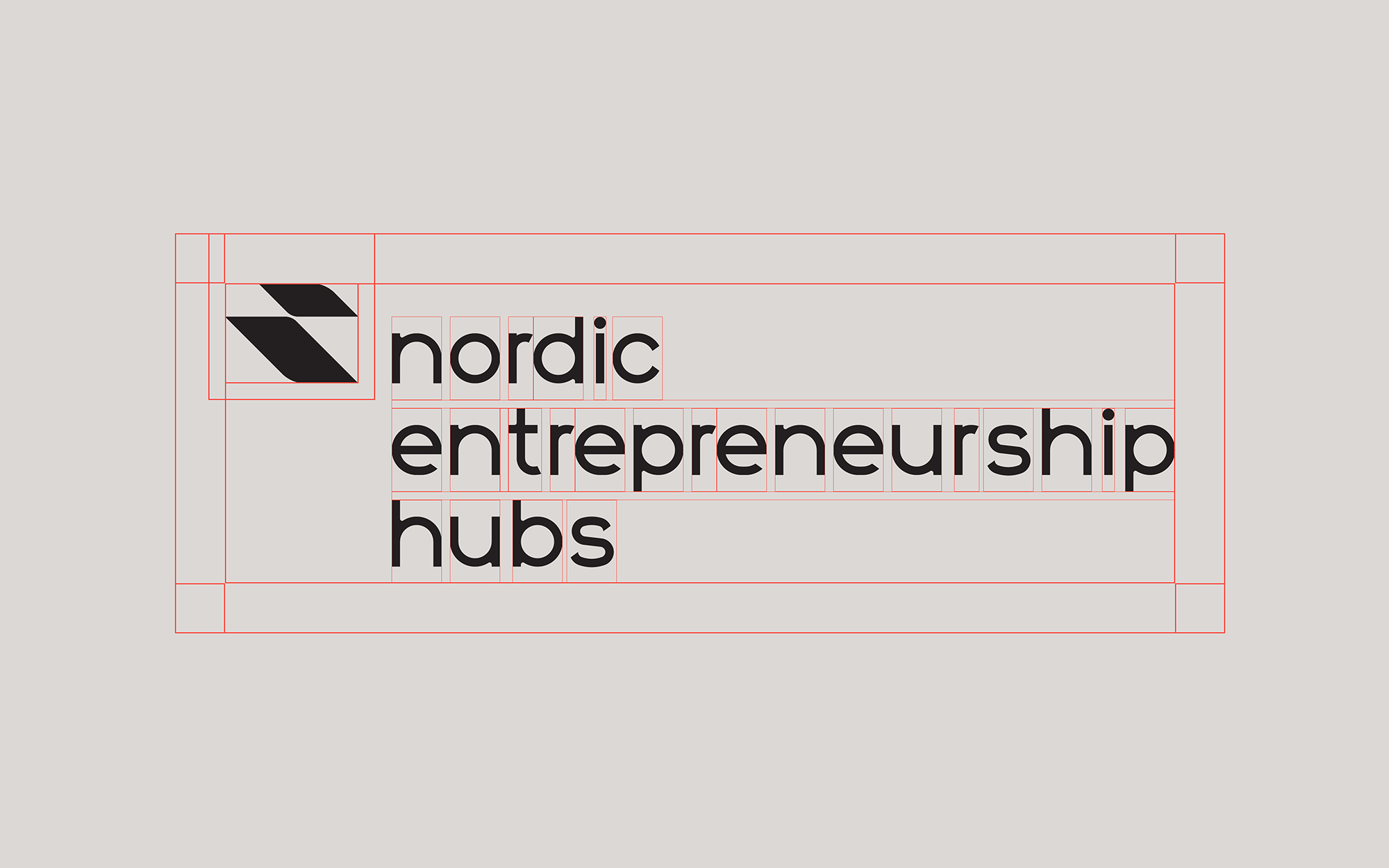 Nordic Entrepreneurship Hubs logo - full version safezones